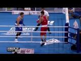 AIBA Hamburg 2017 Максим Бабанин ( 91кг) 1_8 final