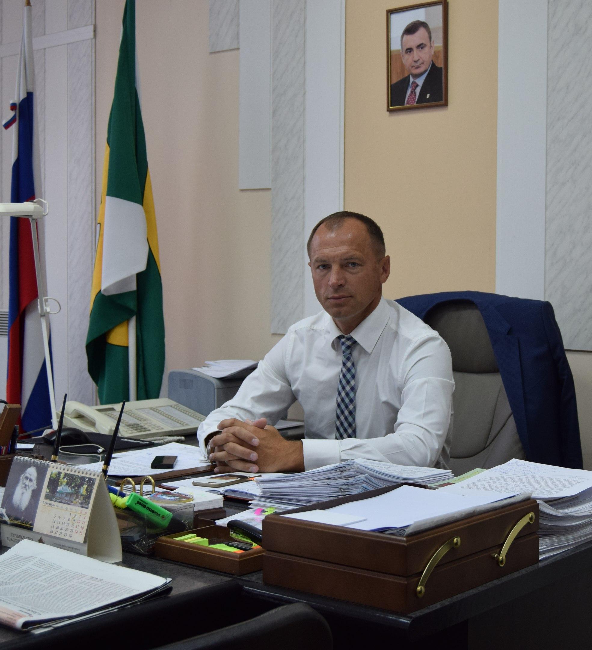 Николай Терехов проведет встречу с жителями