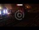 Пожар на складе театра Стаса Намина в Москве