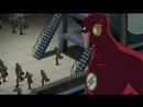 S1e26 The Savage Time Part Three Justice Leagues Лига Справедливости 26 серия 1 сезон