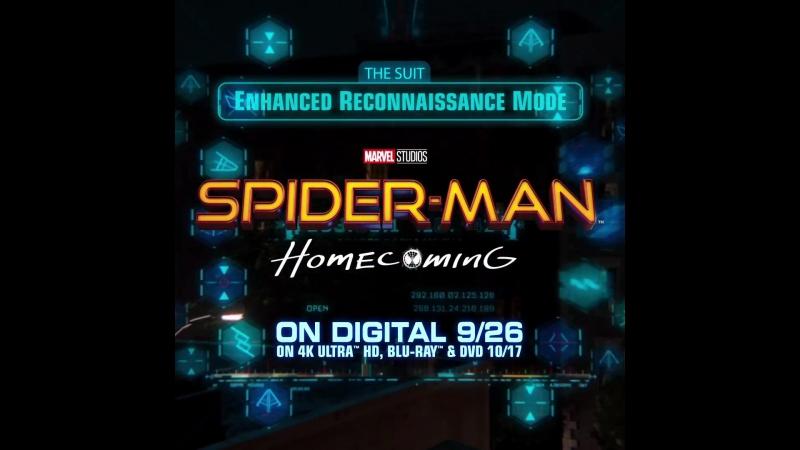 Человек-Паук: Возвращение домой | Промо