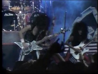 Lizzy Borden - Give Em the Axe (Live)