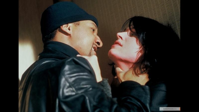 Rebecca Romijn Femme Fatale Strangled Scene.
