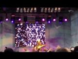 Денис Майданов на концерте в день города Кронштадта 2017 1