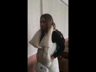 Мама против школоты в Киеве