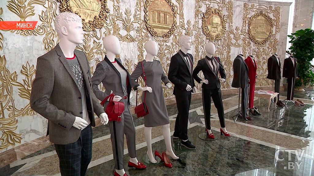 Лукашенко ознакомился собразцами парадной формы кзимней Олимпиаде