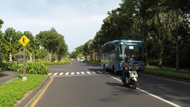 Bali from my motorbike
