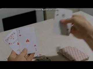 Как по настоящему играют в карты 2 часть! к-ф Граница.Таёжный роман