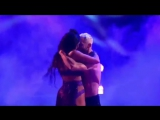 F R E A K I N G  Выступление Никки Беллы на Танцах со звездами