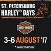 Мотофестиваль St.Petersburg Harley®Days