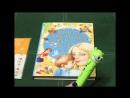 Использование аудионаклеек для книг с детскими песенями