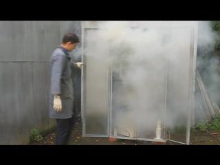 Модули ТУНГУС надежная защита от пожаров