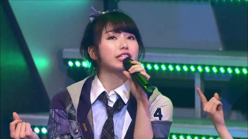176II(21.01). Sougen no Kiseki [Ayaka Umeda, Sae Miyazawa, Kana Kobayashi, Team K, AKB48 Request Hour Setlist Best 1035 2015]