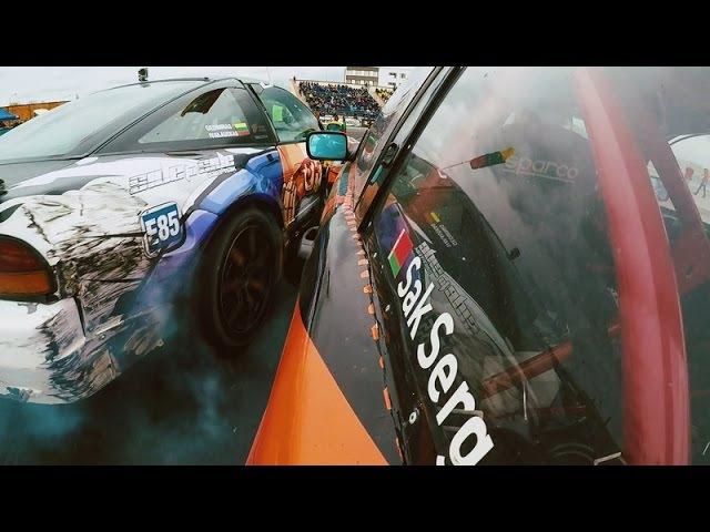 Drift. Pinsk 2017
