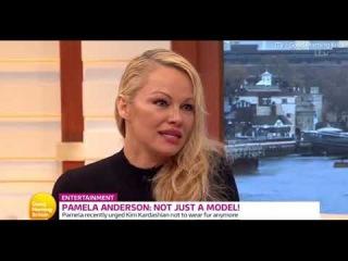 Pamela Anderson urges Kim Kardashian not to wear fur