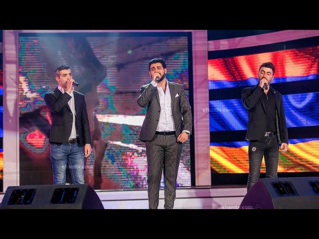 Arena Live-Hayk Hunanyan-Kamavor-Sasunciner-(Sasno-Curer)