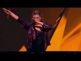Танцы: Анастасия Гагина (Любовь Успенская - Пропадаю Я) (сезон 4, серия 3) из сериал ...