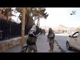 Видео ИГ в захваченной Пальмире 11.12.2016