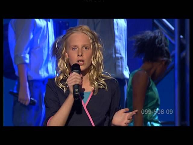 Junior Eurovision 2004: Limelights - Varför jag? (Sweden) [Videoclip]