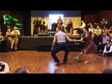 Orient Lindy Express 2015 Dax and Sarah Social Dance Demo