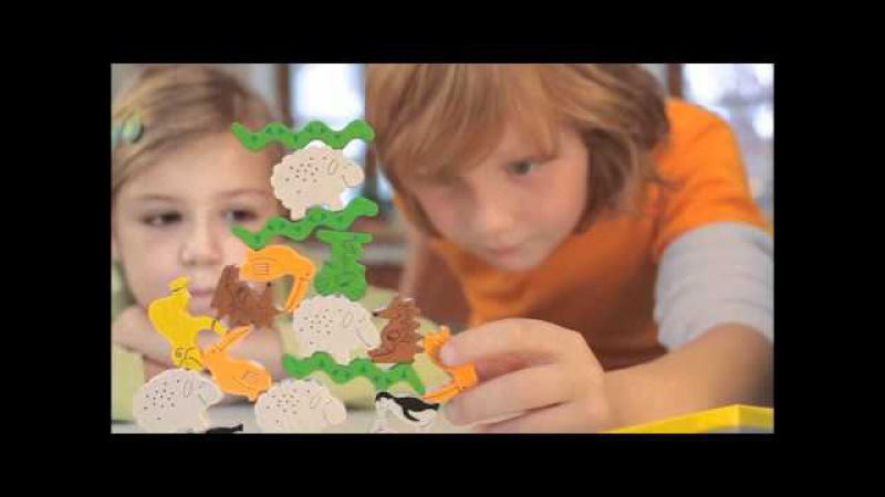 HABA Tier auf Tier / Kinderspiel