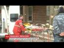15 БЕРЕЗНЯ 2017 р До Київського шпиталю доправили десятки військових з Дніпра