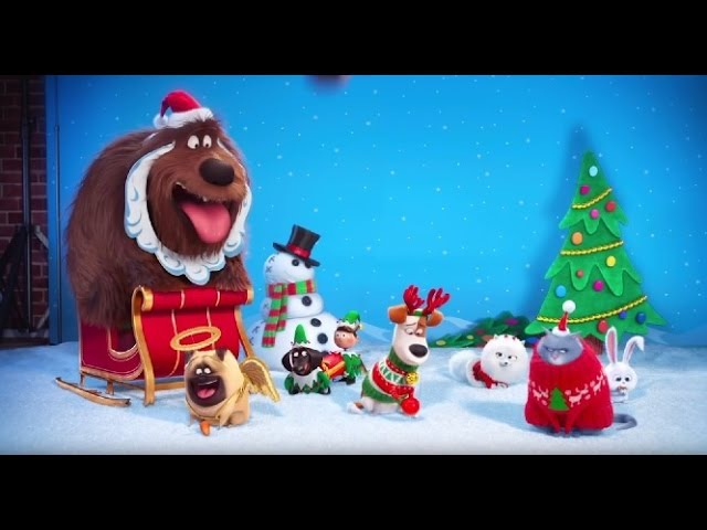 The Secret Life Of Pets | Official Holiday Trailer | Universal Pictures Canada