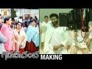 Goutham Nanda Movie Making FUN On SETS Gopichand Hansika Catherine Sampath Nandi Thaman