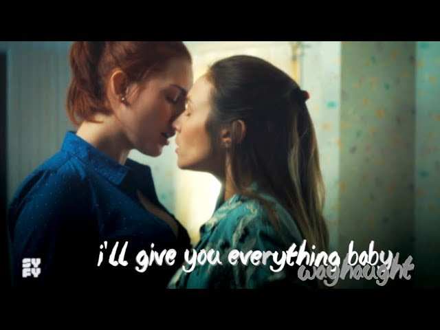 Wayhaught    I'll give you everything baby