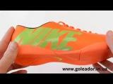 Футзалки (бампы) Nike Mercurial Victory (Код товара 0179) видео обзор