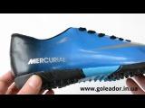 Футбольные сороконожки (многошиповки) Nike Mercurial Victory (Код товара 02731) видео обзор