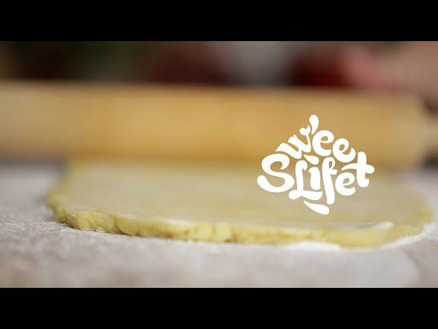 Как приготовить песочное тесто на сметане    Sweet Life - Сладкая Жизнь на FOOD TV