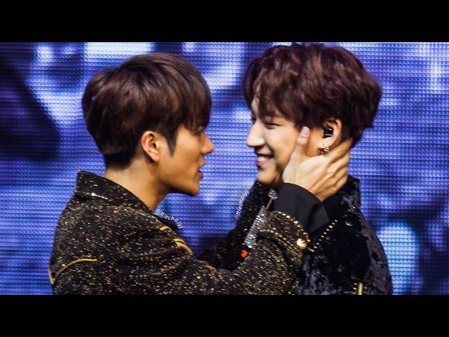 JACKBUM JAESON GOT7 Sweet moments JB♡JACKSON Part 3