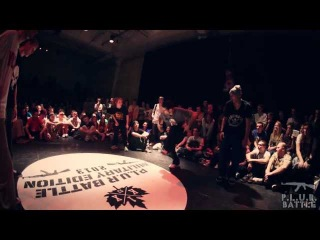P.L.U.R. BATTLE Military Edition 2013/Mad State vs. Invasion | FINAL HH 3x3 |
