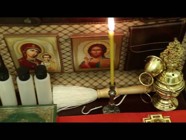 Требный чемодан для священнослужителя