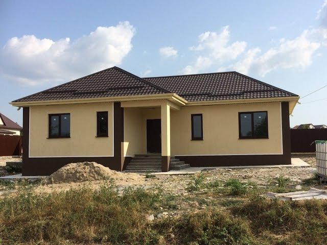 Строительство домов в пригороде Новороссийска