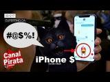 iPhone X, FIFA 18, Loopinfinito S2 Fala Vertão !!! Geraldo Black: FALANDO A REAL  | Canal Pirata