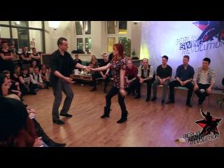 Berlin Swing Revolution 2016 Advanced JnJ Finals - Tomasso & Alesya