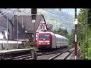 DB 101 022 2 mit InterCity in Rhens am Rhein