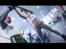 Фитнес-бикини. Круговая тренировка ног. abnytc-,brbyb. rheujdfz nhtybhjdrf yju.