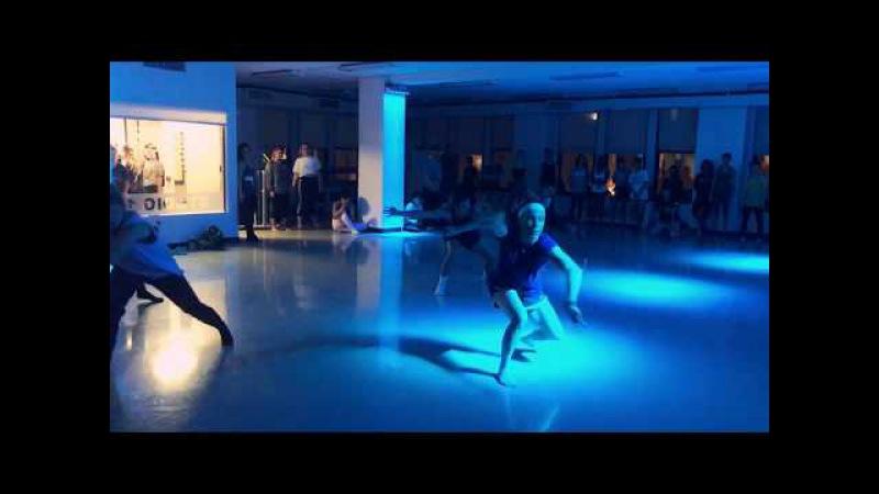 Ashlé Dawson Choreography What About Us P!nk