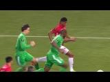 Manchester United - Saint Etienne 2-0 GOAL ZLATAN IBRAHIMOVICH