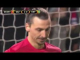 Manchester United - Saint Etienne 30 match Review HD. Europa League 201617. 116 finals.