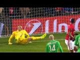 Manchester United - Saint Etienne 1-0 GOAL ZLATAN IBRAHIMOVICH.