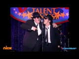 Drake Bell and Josh Peck perform as the Blues Brothers! Drake &amp Josh Dan Schneider