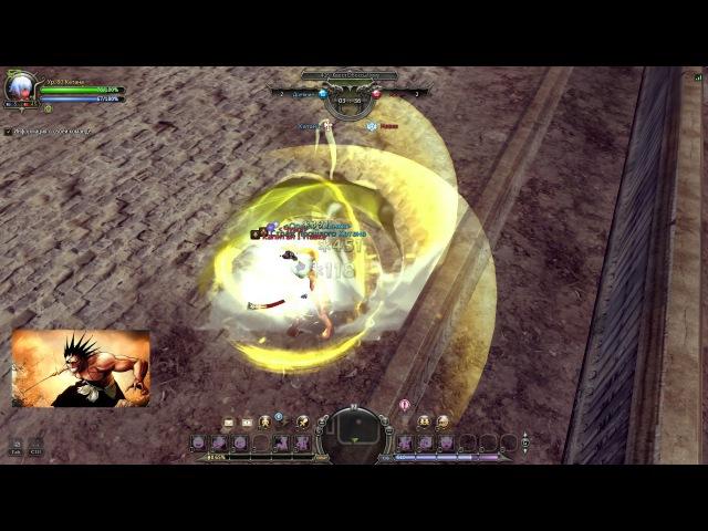 Орден_Клинка разминается с гильдией Чума - Dragon nest PvP