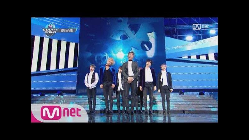 [BTS - 21st Century Girls] KPOP TV Show | M COUNTDOWN 161027 EP.498