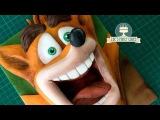 Crash Bandicoot cake N'sane trilogy video game
