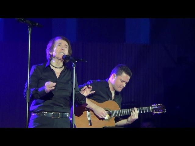 Raphael. Costumbres (Valencia, 21.10.2017) Gira Loco por cantar