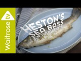 Heston Blumenthal's Sea Bass En Papillote Waitrose
